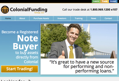 Colonial Funding Group