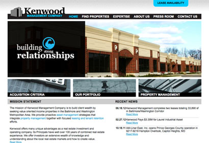 Kenwood Management